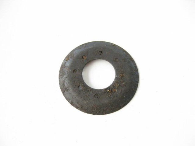 Clutch friction plate baffle washer (NOS)