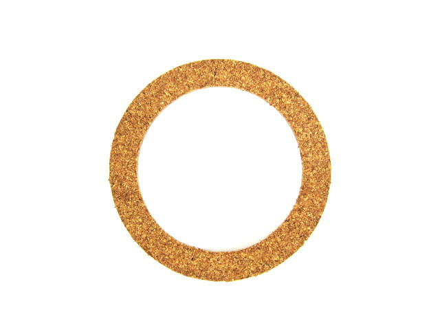 Fuel tank filler cap seal, cork (EU)