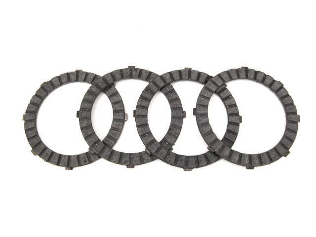 Clutch friction plate set Izh, 4 pcs