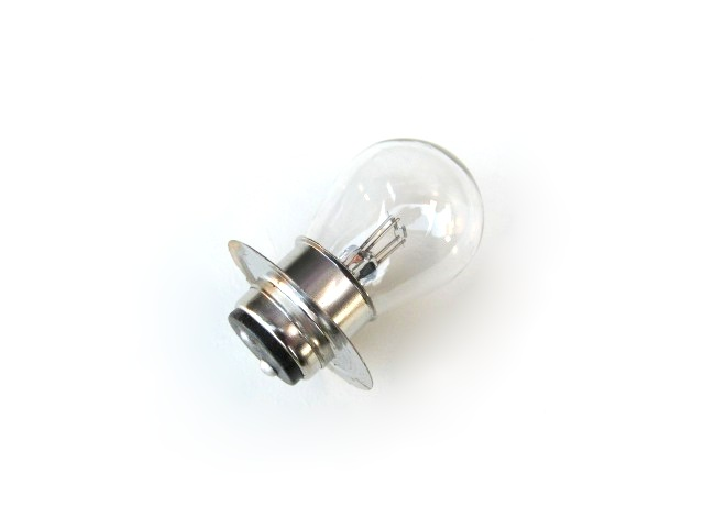 Headlamp full/dipped beam light bulb 6V