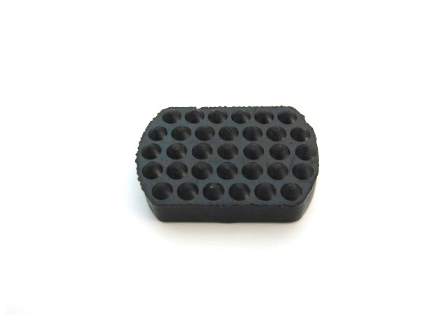 Gear pedal & rear brake pedal rubber