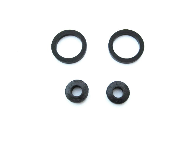 Shock absorber Dnepr & Ural oil seal kit, 4 pcs