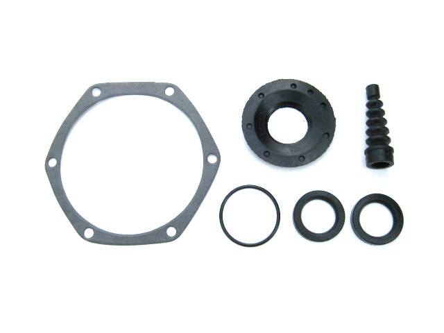 Final drive gasket, rubber & oil seal kit, 6 pcs
