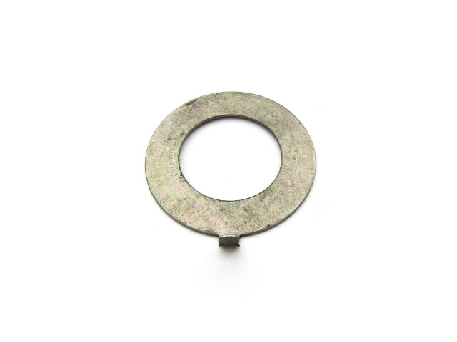 Steering column nut tab washer