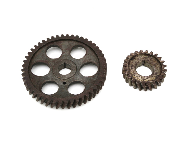 Timing gear set Dnepr (NOS)