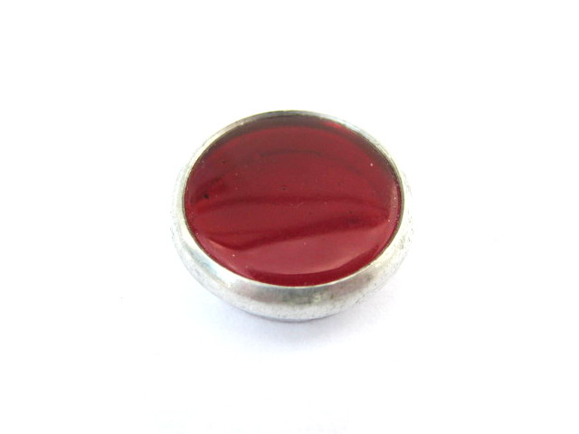 Headlamp warning light lens, red (EU)