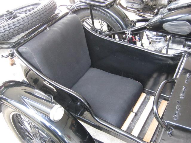 MT, MB 1 pcs for Dnepr Driver Footrest K-750