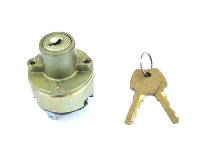 Ignition lock Dnepr-11/16 & Ural IMZ-8, w/keys