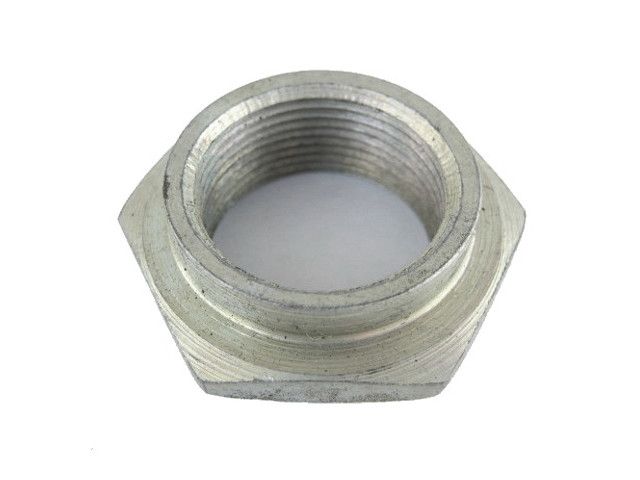 Steering damper adjuster nut