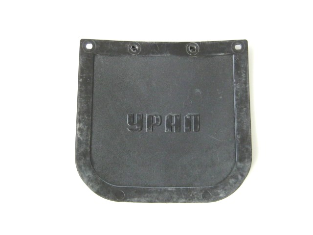 Splash apron Ural, rear, plastic