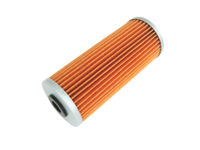 Oil filter Ural, w/rubber seal (HQ)