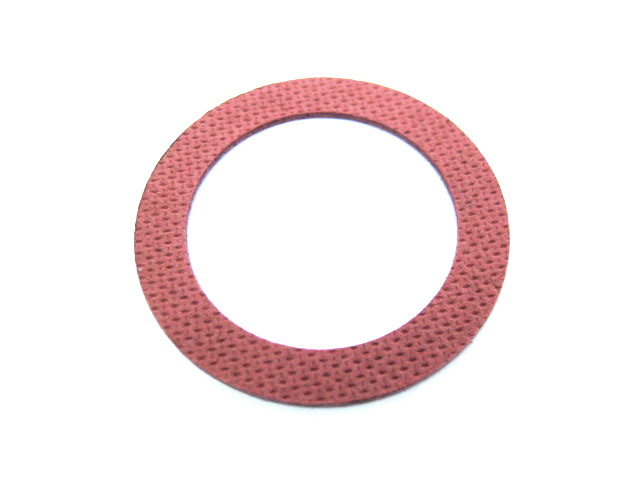 Carburettor K-38 & K-28 lower nut fibre gasket (EU)