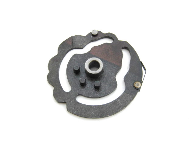 Gear selector camplate MT804