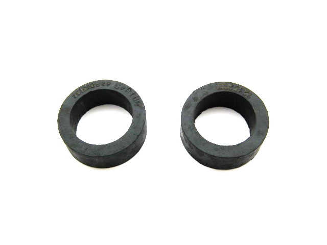 Air intake tube rubber insulating bushes 34 mm (NOS)