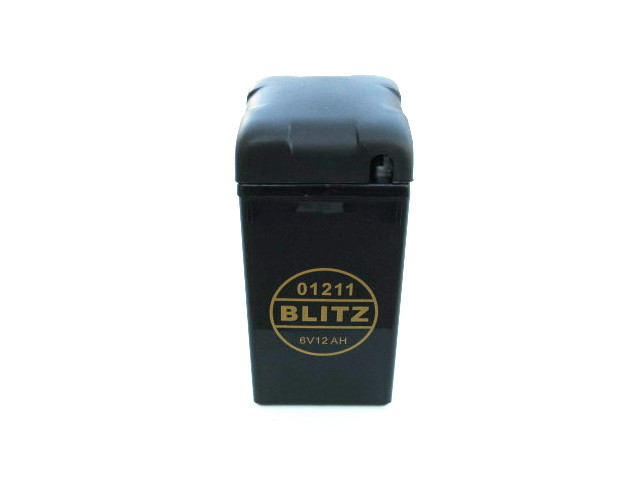 Battery 6V 12Ah Blitz, acid-type