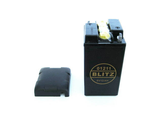 Battery 6v 12ah Blitz Acid Type