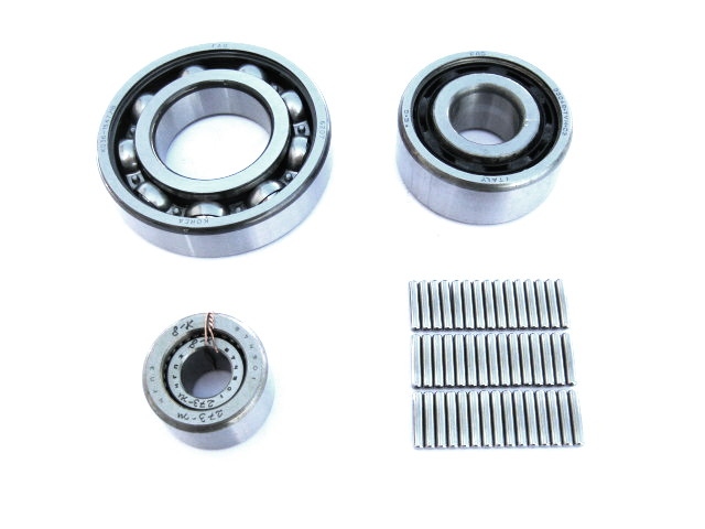 Bearing set final drive, 4 pcs (HQ)