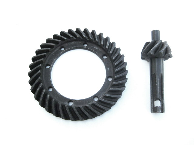 Final drive gear and pinion 9x35 (NOS)