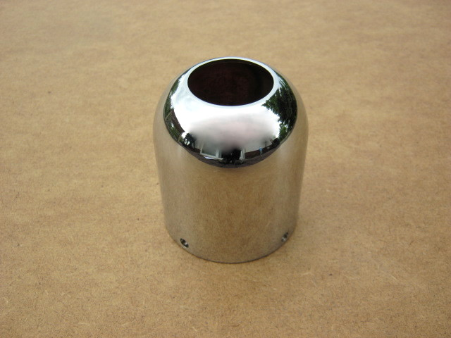 Final drive coupling dust cover EMW, chrome-plated (HQ)