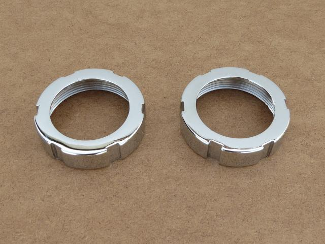 Exhaust nuts Izh-56, chrome-plated (HQ)