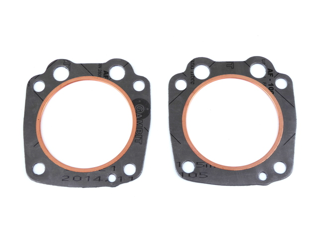 Cylinder head gaskets Ural 750, w/copper rings (HQ)