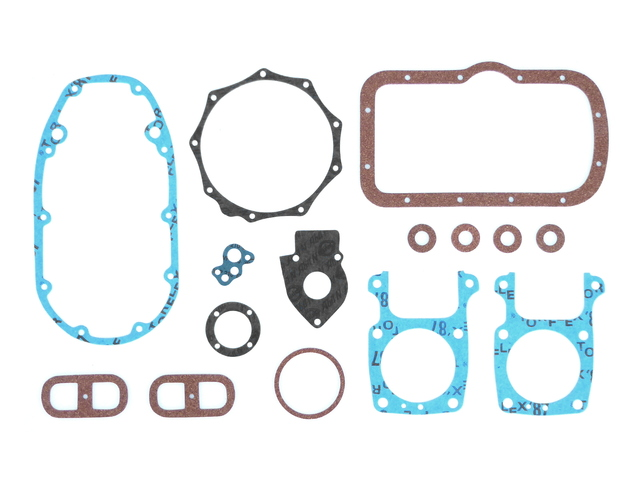 Gasket set engine M-72, K-750, MB-750 & Dnepr-12 (EU)